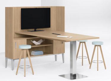 """Arcadia """"Doma"""" Media Table"""
