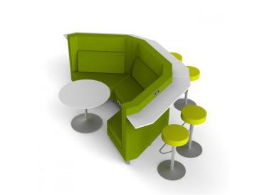 Dauphin Junxion Meeting Area