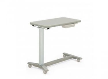 "Nemschoff ""EZ-123"" Overbed Table"