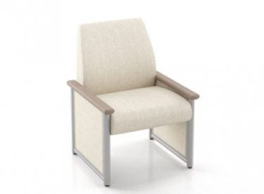 "Spec ""Cooper Dwight"" Heavy Duty Chair with Low Arms"
