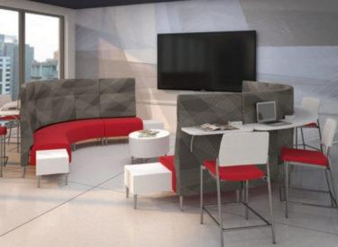 "Krug ""Zola"" Privacy Meeting Area"