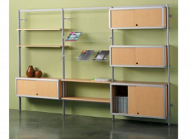 PPP Envision Shelving System