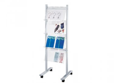Peter Pepper FS Literature Rack