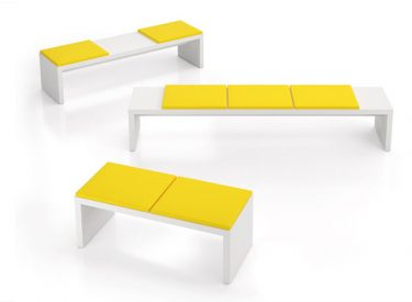 Spec End Zone Benches