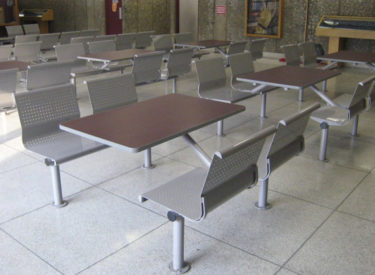 "Spec ""Traffic"" Dining Heavy Duty Seating"