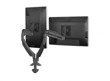 Kontour Dual Monitor Arm -Clamp Mount