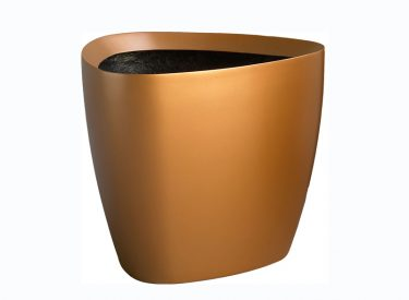 "Peter Pepper ""Tria"" Fiberglass Planter"