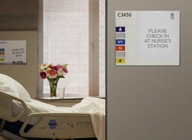 Healthcare Alert Signage